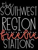 US Regions   Southwest Region   FREEBIE!