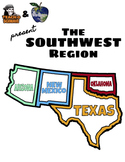 Southwest Region of the U.S. in English and Spanish