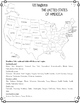 US Regions: Themes of Geography Nonfiction Differentiated Reading Texts