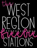 US Regions   West Region   FREEBIE!