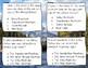 US Rivers and Mountains Task Cards (Hudson, Ohio, Colorado, Miss,Rio Grande,etc)