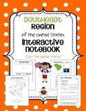 US Southeast Region Interactive Notebook