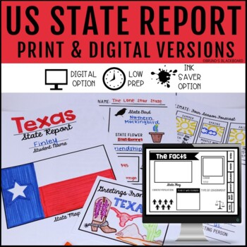 US State Report