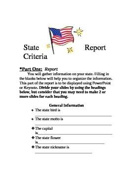 U.S. State Reports