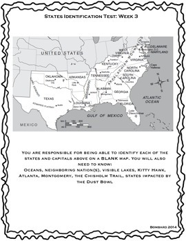 U.S. State Research Project
