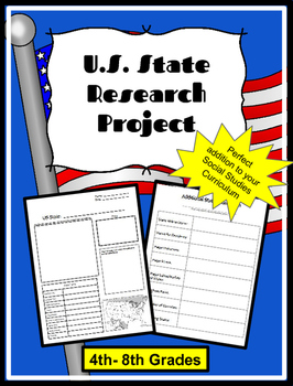 US State Research Project