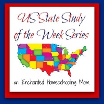 US State Study of the Week Series Bundle