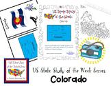 US State Study of the Week Weekly Series Colorado Pack