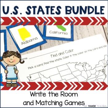 U.S. States Mega Bundle