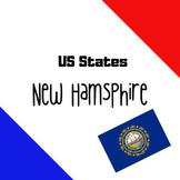 US States: New Hampshire (Google Slides)