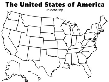 US States Powerpoint