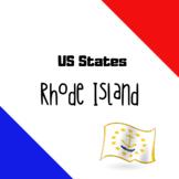 US States: Rhode Island (Google Slides)