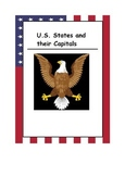 U.S. States and Capitals