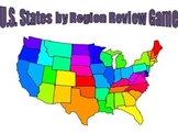U.S. States by Region Review Game - Promethean Flipchart