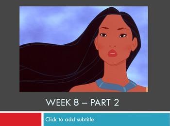 US Studies Weekly - Week 8