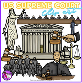US Supreme Court clip art