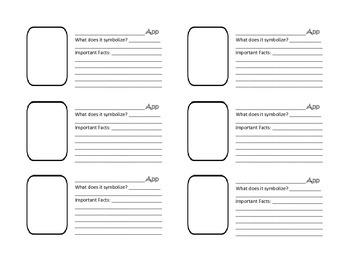 US Symbols: App Manual