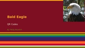 U.S. Symbols Bald Eagle QR Code Research
