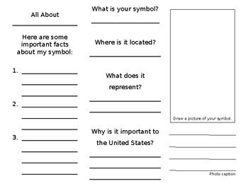 US Symbols Brochure
