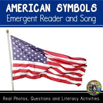 US Symbols ELA Book
