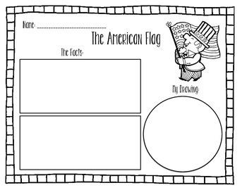 US Symbols Fact Sheets