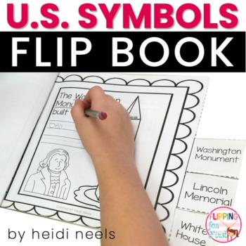 U.S. Symbols Flip Book