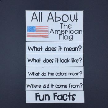 US Symbols Flip Books