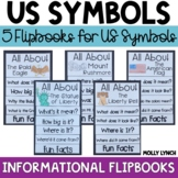 US Symbols Flip Books
