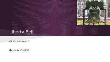 U.S. Symbols Liberty Bell QR Code Research