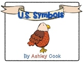 US Symbols Posters and Activities