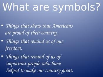 US Symbols Powerpoint (Primary)