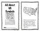 US Symbols Readers, Comprehension Activities, Pop-Up Card