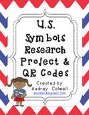 U.S. Symbols Research QR Codes & Notebook