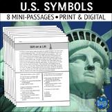 American Symbols Reading Passages