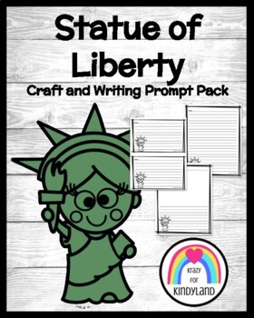 US Symbols: Statue of Liberty Craft