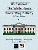 US Symbols, The White House Handwriting