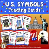 U.S. Symbols Trading Cards