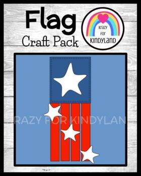 US Symbols / Veteran's Day: Flag Craft