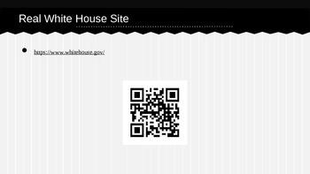 U.S. Symbols White House QR Code Research