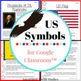 US Symbols for Google Classroom™