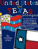US & Texas Pledges