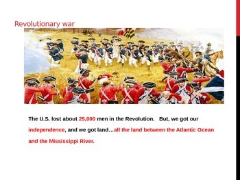 U.S. Wars Powerpoint