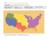 US Westward Expansion Quiz