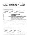 US and Canada Culinary Test