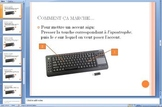 US keyboard configuration for French