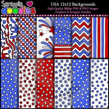 USA Backgrounds