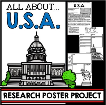 USA - Facts and Information about the United States of America -Guided Research