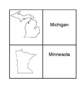 USA 5 Regions Bundle