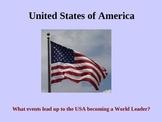 USA - A World Leader