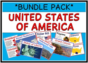 USA (BUNDLE PACK)